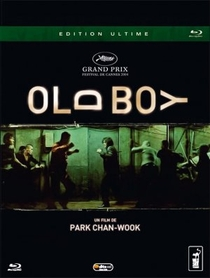 Oldboy - Poster / Capa / Cartaz - Oficial 4