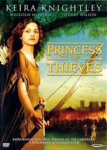 A Princesa dos Ladrões - Poster / Capa / Cartaz - Oficial 4