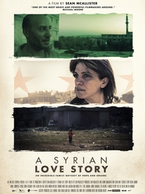 A Syrian Love Story - Poster / Capa / Cartaz - Oficial 1