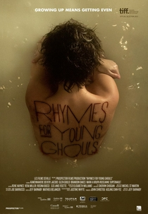 Rhymes for Young Ghouls - Poster / Capa / Cartaz - Oficial 1