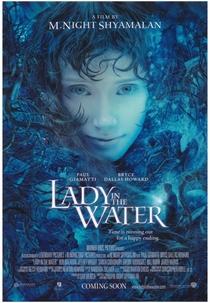 A Dama na Água - Poster / Capa / Cartaz - Oficial 7