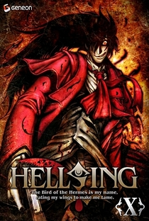 Hellsing Ultimate - Poster / Capa / Cartaz - Oficial 14