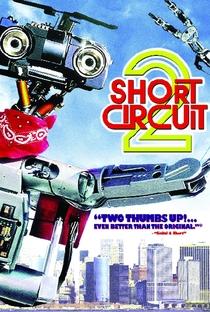Um Robô em Curto Circuito 2 - Poster / Capa / Cartaz - Oficial 6