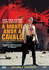 A Morte Anda a Cavalo - Poster / Capa / Cartaz - Oficial 8