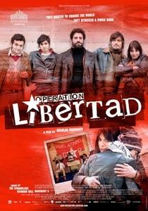 Operation Libertad - Poster / Capa / Cartaz - Oficial 1