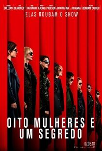 Oito Mulheres e um Segredo - Poster / Capa / Cartaz - Oficial 4