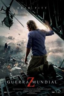 Guerra Mundial Z - Poster / Capa / Cartaz - Oficial 2