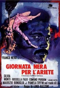 O Dia Negro - Poster / Capa / Cartaz - Oficial 1
