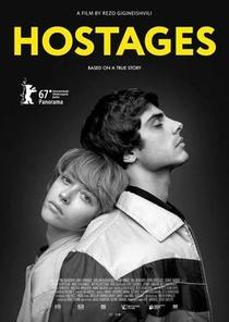 Hostages - Poster / Capa / Cartaz - Oficial 3