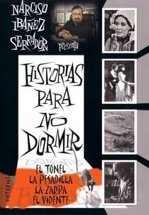 Historias para no Dormir (2ª Temporada) - Poster / Capa / Cartaz - Oficial 1