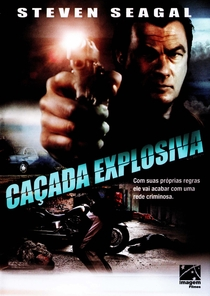 Caçada Explosiva - Poster / Capa / Cartaz - Oficial 2