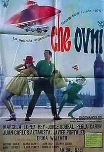 Ché OVNI - Poster / Capa / Cartaz - Oficial 1