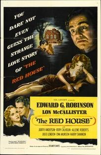 O Segredo da Casa Vermelha - Poster / Capa / Cartaz - Oficial 1