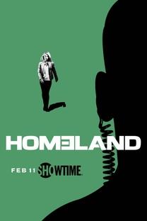 Homeland (7ª Temporada) - Poster / Capa / Cartaz - Oficial 2