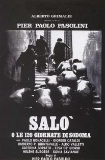 Saló: Os 120 dias de Sodoma - Poster / Capa / Cartaz - Oficial 3