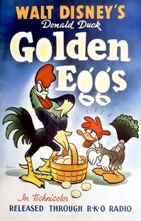 Ovos de Ouro - Poster / Capa / Cartaz - Oficial 1