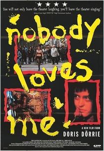 Keiner liebt mich - Poster / Capa / Cartaz - Oficial 2