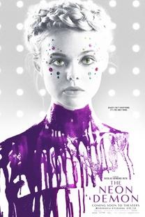 Demônio de Neon - Poster / Capa / Cartaz - Oficial 6