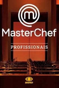 MasterChef: Profissionais (1ª Temporada) - Poster / Capa / Cartaz - Oficial 1