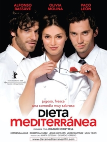 Dieta Mediterrânea - Poster / Capa / Cartaz - Oficial 1