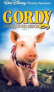 Gordy - O Porquinho Herói - Poster / Capa / Cartaz - Oficial 1