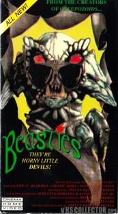 Beasties - Poster / Capa / Cartaz - Oficial 1