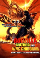 Godzilla, Mothra and King Ghidorah - Giant Monsters All Out Attack (Gojira, Mosura, Kingu Gidorâ: Daikaijû sôkôgeki)
