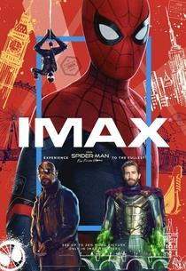 Homem-Aranha: Longe de Casa - Poster / Capa / Cartaz - Oficial 10