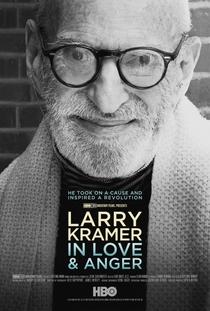 Larry Kramer: No Amor e na Raiva - Poster / Capa / Cartaz - Oficial 1