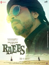 Raees - Poster / Capa / Cartaz - Oficial 5