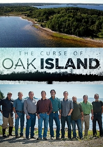 A Maldição de Oak Island (2ª Temporada) - Poster / Capa / Cartaz - Oficial 1