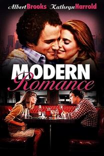 Um Romance Moderno - Poster / Capa / Cartaz - Oficial 4