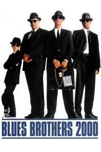Os Irmãos Cara-de-Pau 2000 - Poster / Capa / Cartaz - Oficial 4