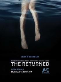The Returned (1ª Temporada) - Poster / Capa / Cartaz - Oficial 2