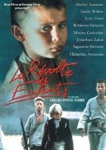 La révolte des enfants    - Poster / Capa / Cartaz - Oficial 1