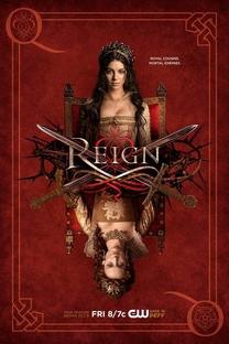 Reign (3ª temporada) - Poster / Capa / Cartaz - Oficial 1