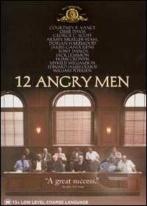 12 Homens e Uma Sentença - Poster / Capa / Cartaz - Oficial 2