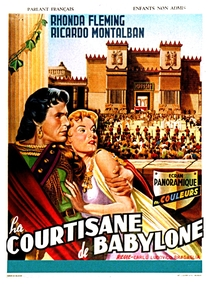 Rainha da Babilonia - Poster / Capa / Cartaz - Oficial 3