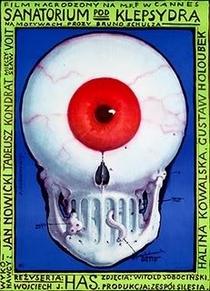 O Sanatório da Clepsidra - Poster / Capa / Cartaz - Oficial 1