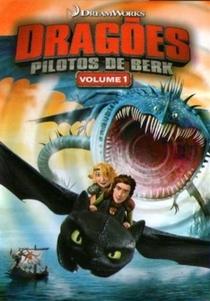Dragões da DreamWorks (1ª Temporada) - Poster / Capa / Cartaz - Oficial 3