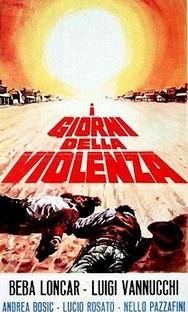 O Dia da Violência - Poster / Capa / Cartaz - Oficial 1