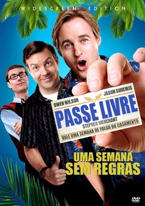 Passe Livre - Poster / Capa / Cartaz - Oficial 3