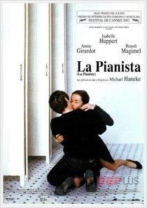 A Professora de Piano - Poster / Capa / Cartaz - Oficial 1