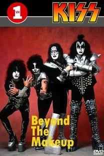 Kiss - Beyond the Makeup - Poster / Capa / Cartaz - Oficial 1