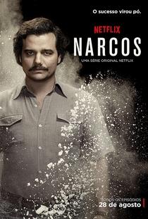 Narcos (1ª Temporada) - Poster / Capa / Cartaz - Oficial 2