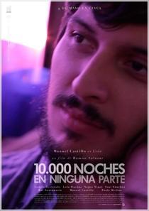 10.000 Noches en Ninguna Parte - Poster / Capa / Cartaz - Oficial 5