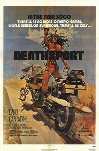 Esporte Mortal - Poster / Capa / Cartaz - Oficial 1