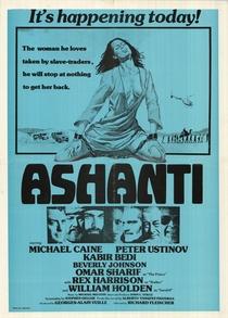 Ashanti - Poster / Capa / Cartaz - Oficial 3
