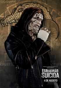 Esquadrão Suicida - Poster / Capa / Cartaz - Oficial 44