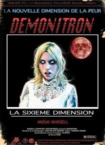 Demonitron: A 6ª Dimensão - Poster / Capa / Cartaz - Oficial 1
